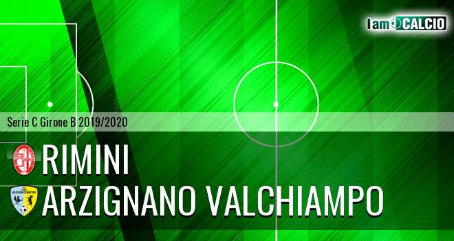 Rimini - Arzignano Valchiampo