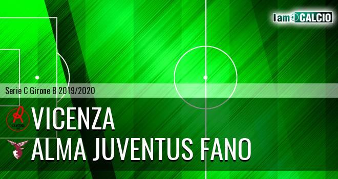 Vicenza - Alma Juventus Fano