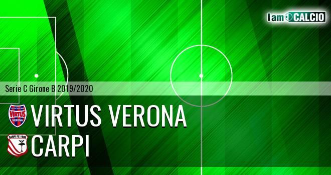 Virtus Verona - Carpi