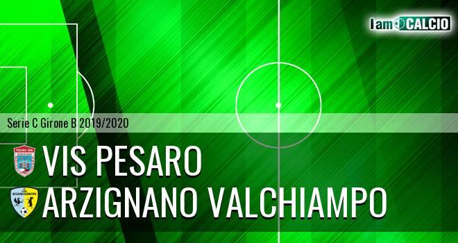 Vis Pesaro - Arzignano Valchiampo