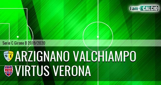 Arzignano Valchiampo - Virtus Verona