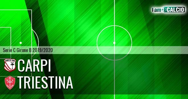Carpi - Triestina