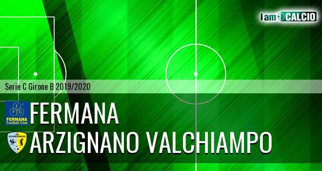 Fermana - Arzignano Valchiampo