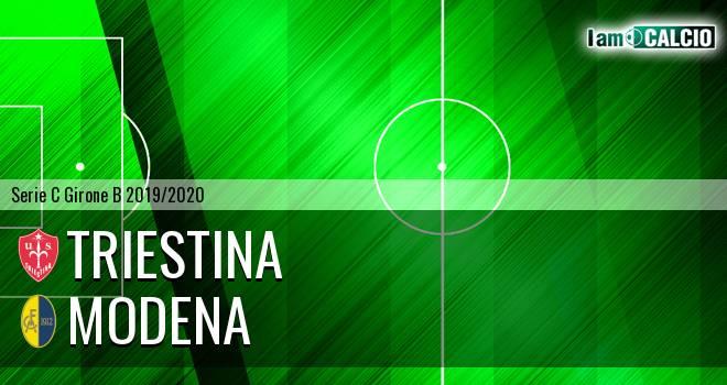 Triestina - Modena