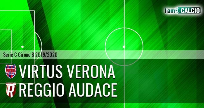 Virtus Verona - Reggio Audace