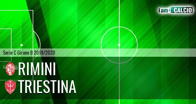 Rimini - Triestina