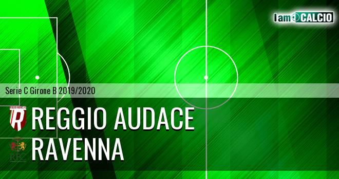Reggio Audace - Ravenna