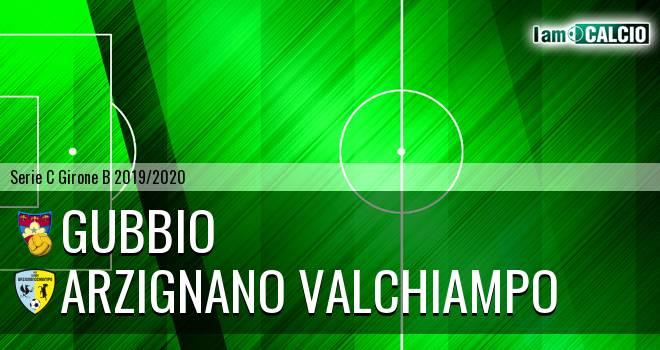 Gubbio - Arzignano Valchiampo