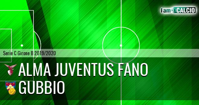 Alma Juventus Fano - Gubbio