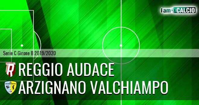 Reggiana 1919 - Arzignano Valchiampo