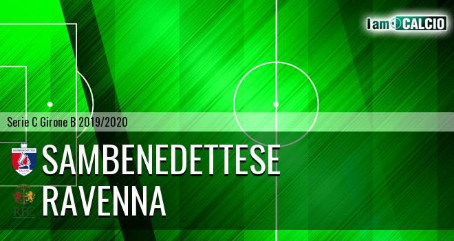 Sambenedettese - Ravenna