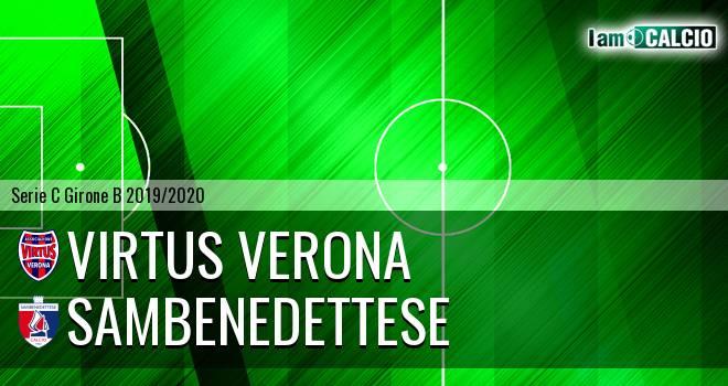 Virtus Verona - Sambenedettese