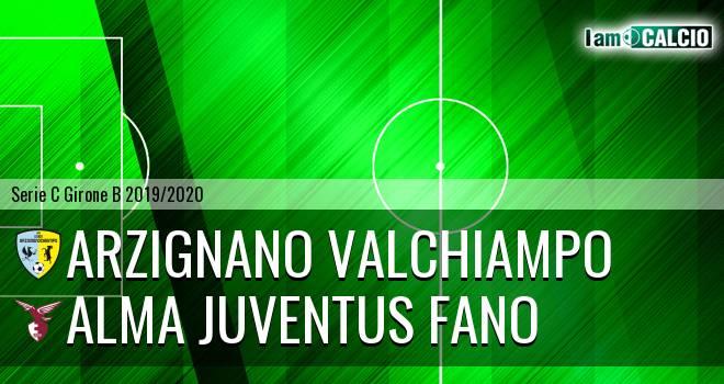 Arzignano Valchiampo - Alma Juventus Fano
