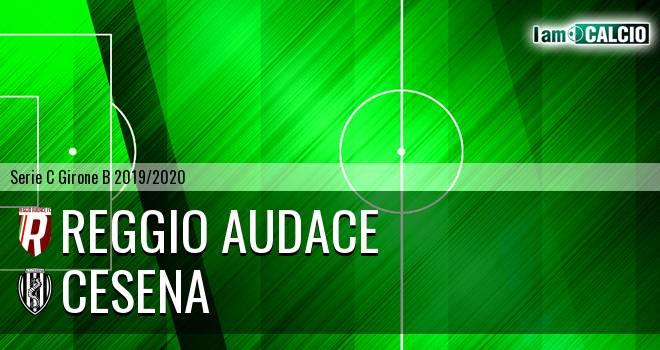 Reggio Audace - Cesena