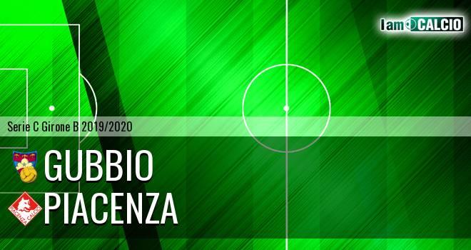 Gubbio - Piacenza