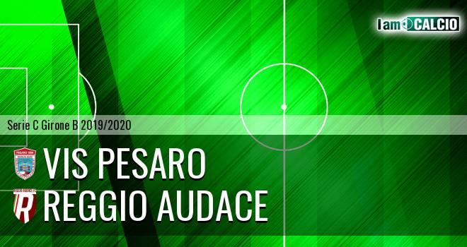 Vis Pesaro - Reggio Audace