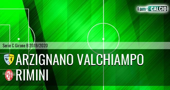 Arzignano Valchiampo - Rimini