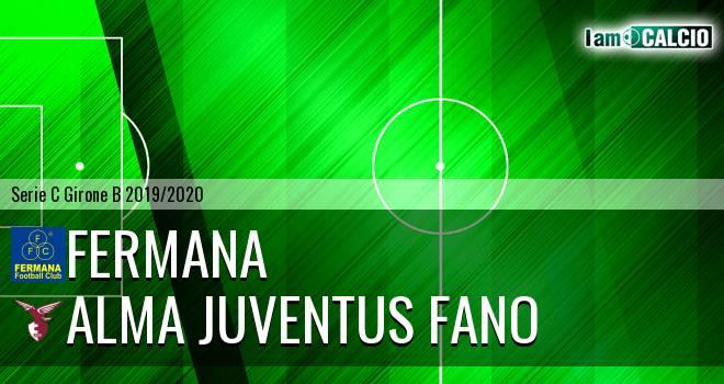 Fermana - Alma Juventus Fano
