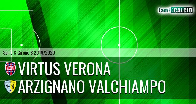 Virtus Verona - Arzignano Valchiampo
