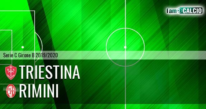 Triestina - Rimini