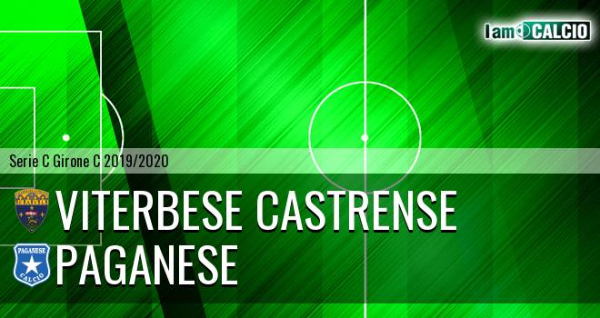 Viterbese Castrense - Paganese