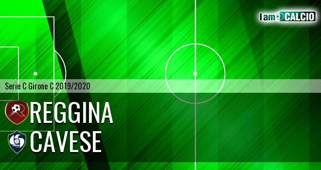 Reggina - Cavese