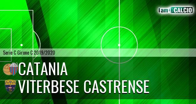 Catania - Viterbese Castrense