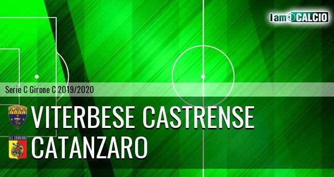 Viterbese Castrense - Catanzaro