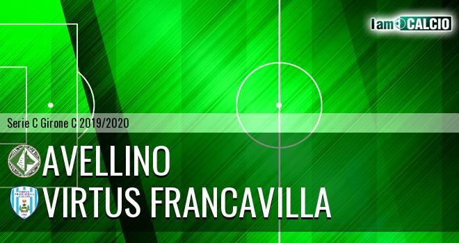 Avellino - Virtus Francavilla