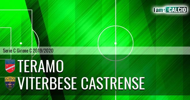 Teramo - Viterbese Castrense