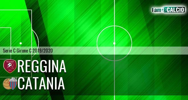 Reggina - Catania