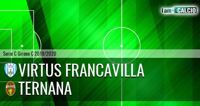 Virtus Francavilla - Ternana