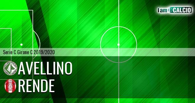 Avellino - Rende