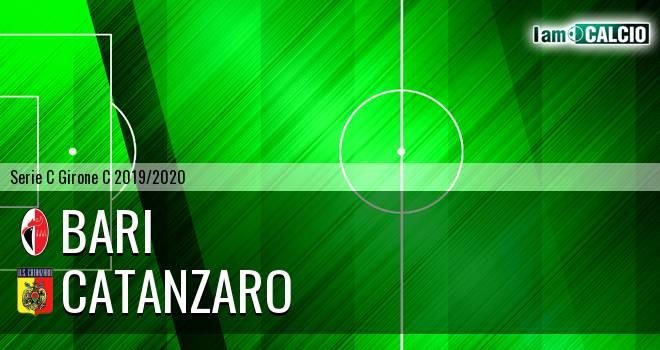 Bari - Catanzaro