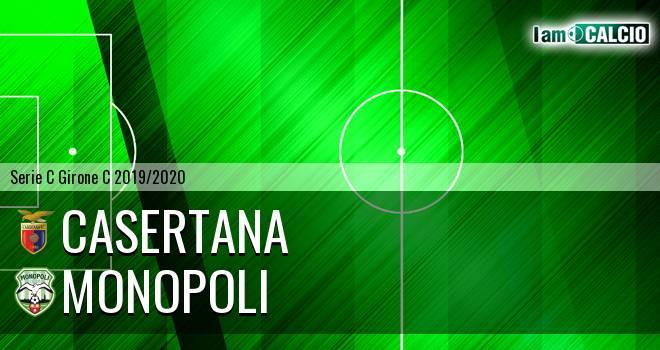 Casertana - Monopoli
