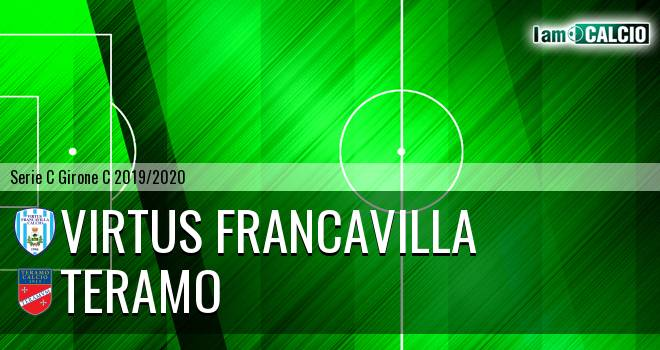 Virtus Francavilla - Teramo