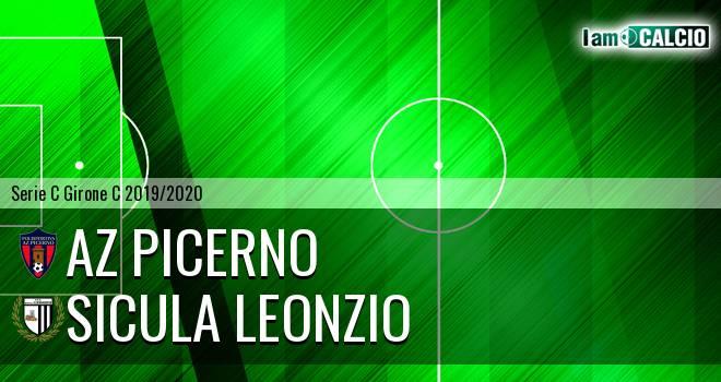 AZ Picerno - Sicula Leonzio