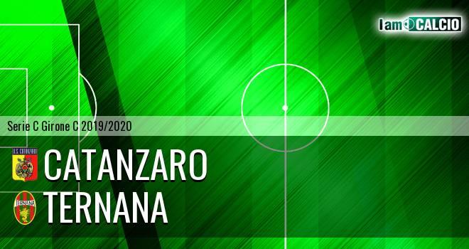 Catanzaro - Ternana