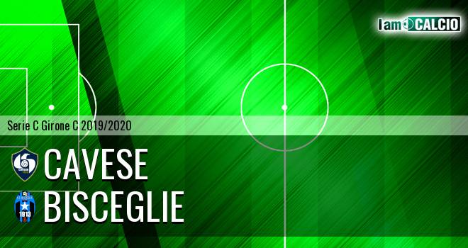 Cavese - Bisceglie 2-2. Cronaca Diretta 01/12/2019