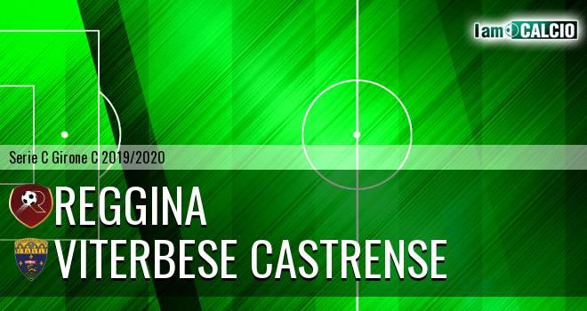 Reggina - Viterbese Castrense
