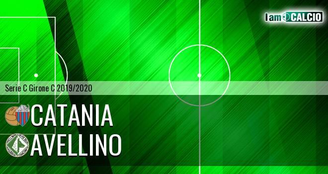 Catania - Avellino