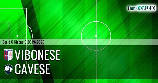 Vibonese - Cavese 0-1. Cronaca Diretta 19/01/2020