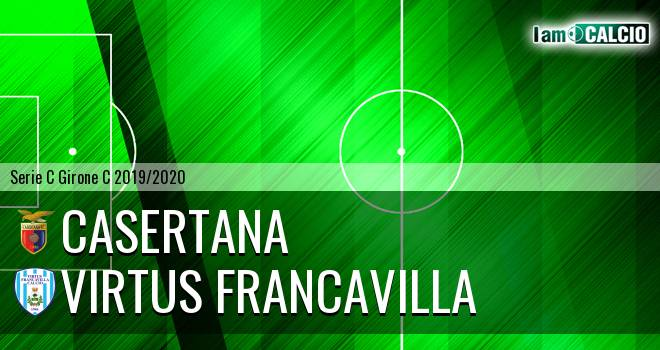 Casertana - Virtus Francavilla