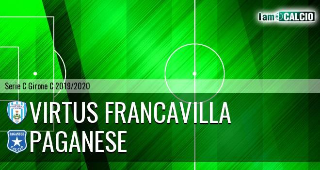 Virtus Francavilla - Paganese