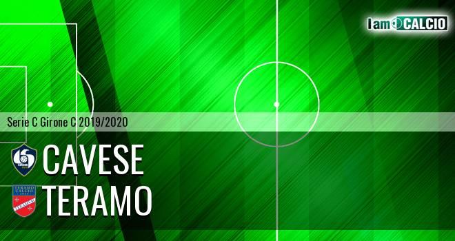 Cavese - Teramo 1-0. Cronaca Diretta 26/01/2020