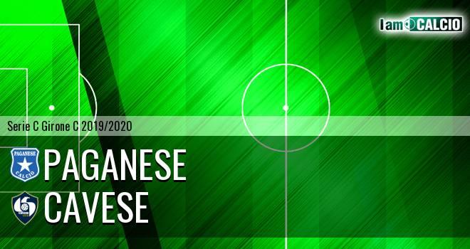 Paganese - Cavese 0-0. Cronaca Diretta 01/02/2020
