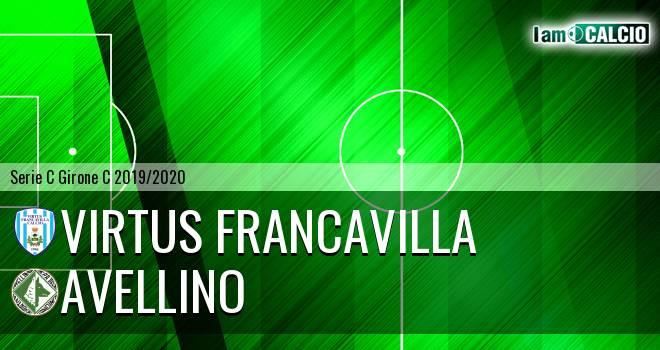 Virtus Francavilla - Avellino