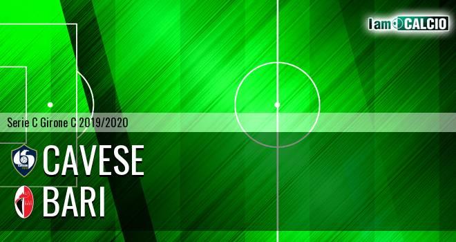 Cavese - Bari 1-1. Cronaca Diretta 23/02/2020