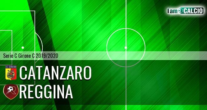 Catanzaro - Reggina