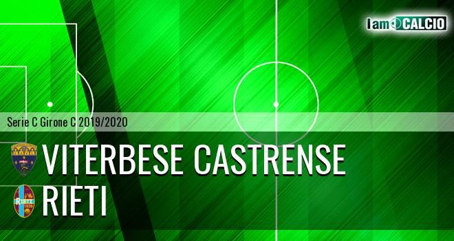 Viterbese Castrense - Rieti